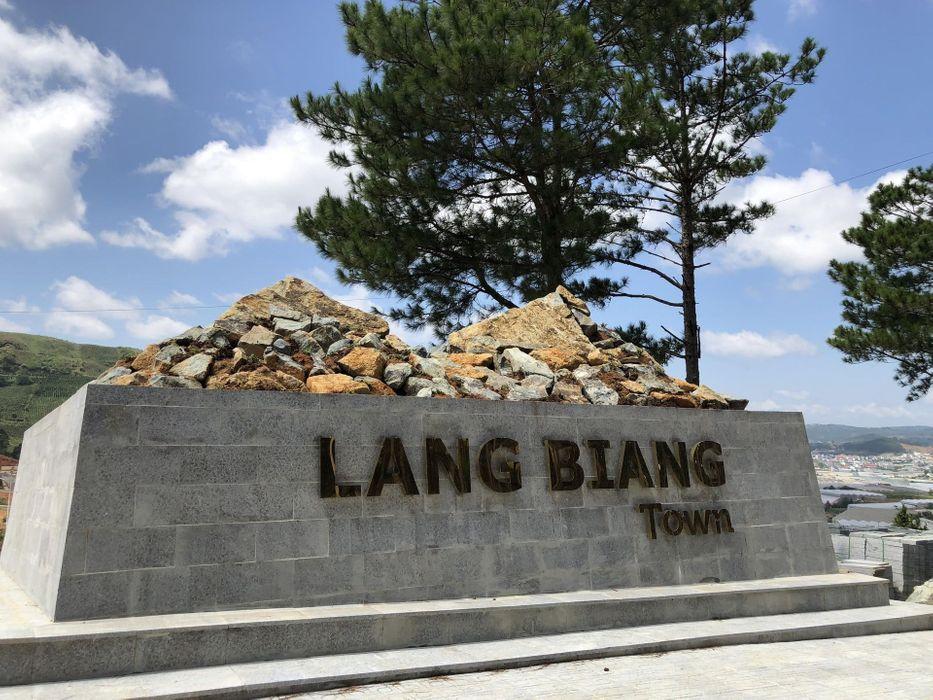 Langbiang Town là khu đô thị quy mô duy nhất tại Đà Lạt với diện tích lên đến 28ha